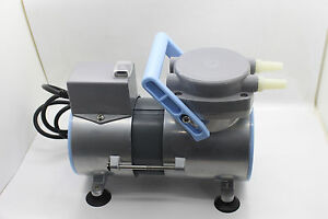 Professional Oil Free Diaphragm Lab Vacuum Pump 15 L min 220v Gm 0 20