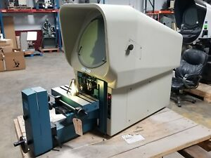 Deltronic Dh14 Optical Comparator
