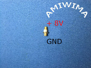 Gunn Diode 10 Ghz Nec Nd751 X band 3cm 10mw For Microwave Oscillator Gunnplexer