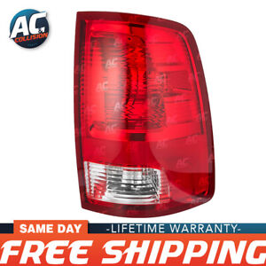 Aftermarket Replacement Ch2819124 Tail Light Assembly Passenger Side For 2009