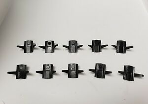 1948 Plymouth P 15 New Front Fender Molding Trim Clips Special Deluxe Mopar 48