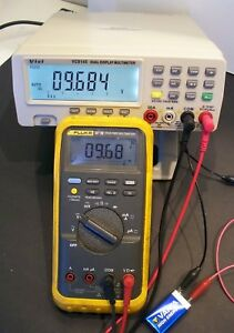 Vc8145 Multimeter Bench top Full Function Rms Complex Wave Measuring Usa Seller