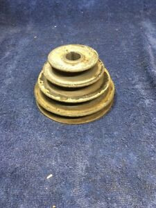 Delta 932 4 Step 3 4 Bore Lathe Pulley