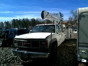 Rear Axle 2wd I beam Front Axle Only Fits 92 02 Chevrolet 3500 Pickup 174732