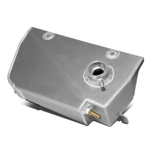 Fit 97 04 Chevy Corvette Aluminum Coolant Tank Expansion Recovery Overflow Can