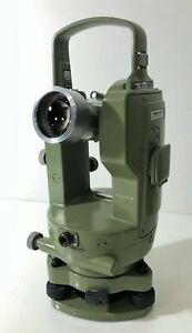 Leica Wild T16 new Style Surveying Theodolite 360 Degree Ship World Wide