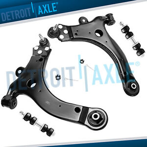 Front Lower Control Arms Sway Bars For Lacrosse Impala Grand Prix Monte Carlo