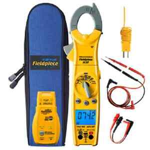 Fieldpiece Sc57 400a True Rms Wireless Swivel Clamp Meter Trms