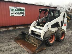 2004 Bobcat S175 Skid Steer Loader