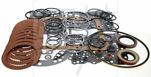 Ford C4 Raybestos Red Stage 1 Performance Transmission Rebuild Overhaul Kit