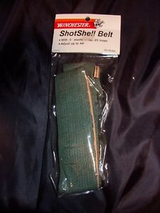 WINCHESTER SHOT SHELL BELT   25 LOOPS   ADJUSTABLE UP TO 44