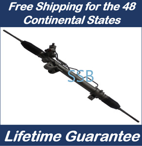 Steering Rack And Pinion For Buick Enclave Chevrolet Traverse W Evo Sensor