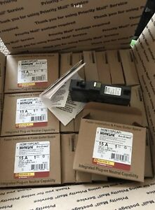 New Square D Arc Fault Breaker 15amp Lot Of 31