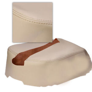 Tan Leather Console Lid Armrest Cover For 07 13 Chevy Tahoe Suburban Yukon New
