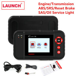 Launch X431 Engine Abs Srs Oil Epb Sas Obd2 Scanner Creader V8 Diagnostic Tool