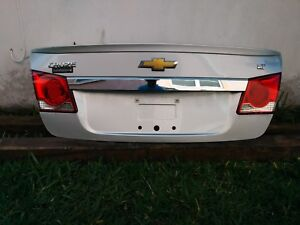 As Seen Used 11 12 13 14 15 Chevrolet Cruze Trunk Lid Hatch