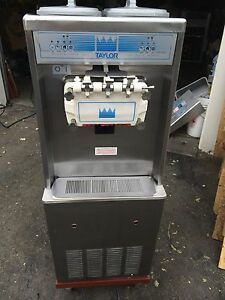Taylor 794 Soft Serve Frozen Yogurt Ice Cream Machine 3ph Water Fully Working