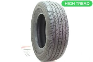 Used 255 65r17 Goodyear Wrangler Fortitude Ht 110t 10 32