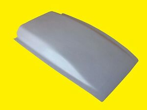 Cowl Induction Hood Scoop 44 Long Fits Chevy Pontiac Dodge Ford