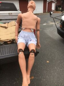 Simulaids Full Body Cpr Manikin