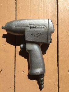 Snap on Tools Im31 3 8 Drive Heavy Duty Air Impact Wrench Gun Works Great