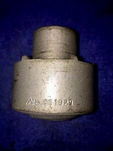 Mac Tools As1929 Wheel Bearing Locknut Socket