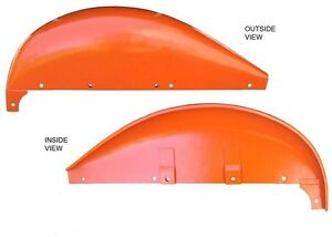 Allis Chalmers New Rh And Lh Set B C Ca Fenders 70225236 70225234