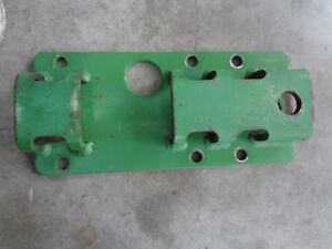 John Deere 950 1050 Draw Bar Mounting Bracket