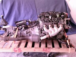 2004 Gto Ls1 Liftout Engine And 6 Speed Transmission