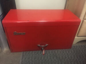 Snap On Top Chest Tool Box Used In Good Condition