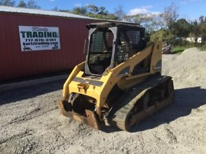 2004 Caterpillar 277b Tracked Skid Steer Loader Needs Motor Work Coming Soon