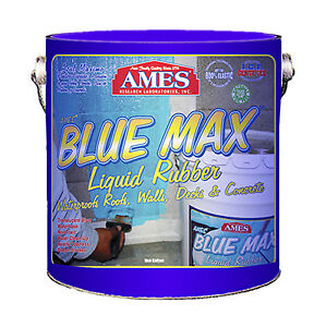 Blue Max Liquid Rubber Regular Grade 1 gal