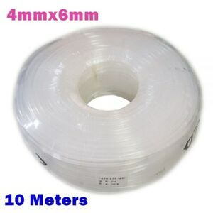 10 Meters Solvent Ink Tube 4mmx6mm For Wide Format Printers