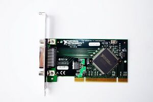 National Instruments Pci gpib Ieee 488 2 Interface Adapter Card 188513b 01
