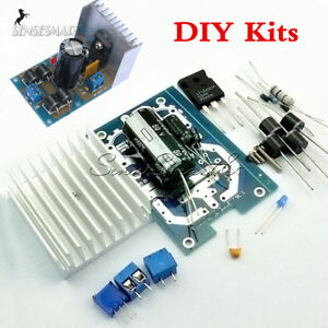 Lt1083 Adjustable Regulated Power Supply Module Components Kits Parts