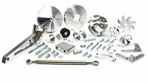 March Performance 20580 Serpentine Pulley Kit For Big Block Chevy