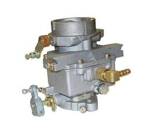 Zenith Downdraft Carburetor For David Brown 885 Replaces 34iv Stamped Usa Made