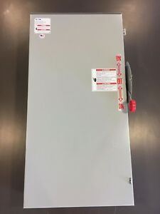Eaton Double Throw 200 Amp Generator Transfer Switch Dt224urk nps