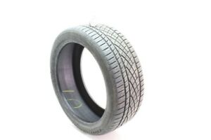 Used 225 40zr18 Continental Extremecontact Dws06 92y 7 32