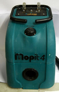 Mopit 4 Floor Auto Scrubber Mop Machine Module please Read