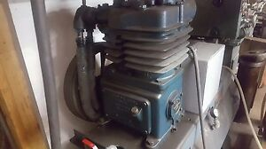 10 Hp Curtis Air Compressor