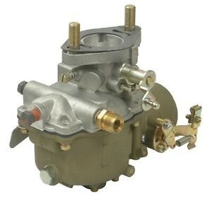 13878 Ford 2000 Tractor Carburetor By Zenith Usa Made Oem D6nn9510a