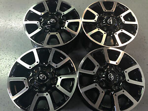 Toyota Tundra Trd 18 Oem Factory Wheels Only Rims No Tires set Of 4