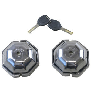 Heavy Duty Van Garage Lock Security Safety Device For Side And Rear Doors 2pcs