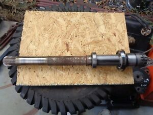 John Deere 950 1050 Clutch Shaft