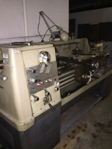 Clausing Colchester Gear Head Lathe