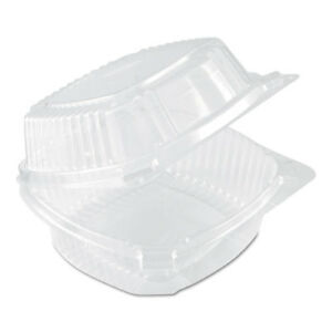 Smartlock Food Containers Clear 20oz 5 3 4w X 6d X 3h 500 carton