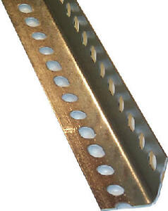 Offset Slotted Steel Angle 14 gauge 2 25 X 1 5 X 48 in