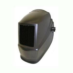 Lincoln Electric Basic Welding Helmet With No 10 Lens 4 1 2 In X 5 1 4 In