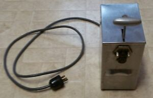 Edlund 266 Electric Can Opener Single speed Commercial Table top Model